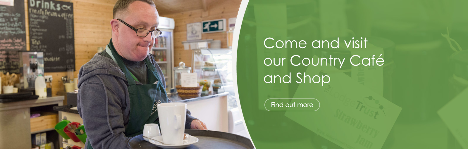 Come and visit our Country Café and Shop